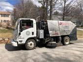 Town of Bow Street Sweeper