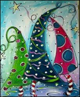 Holiday Art Workshops 2017