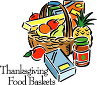 Thanksgiving Food Basket