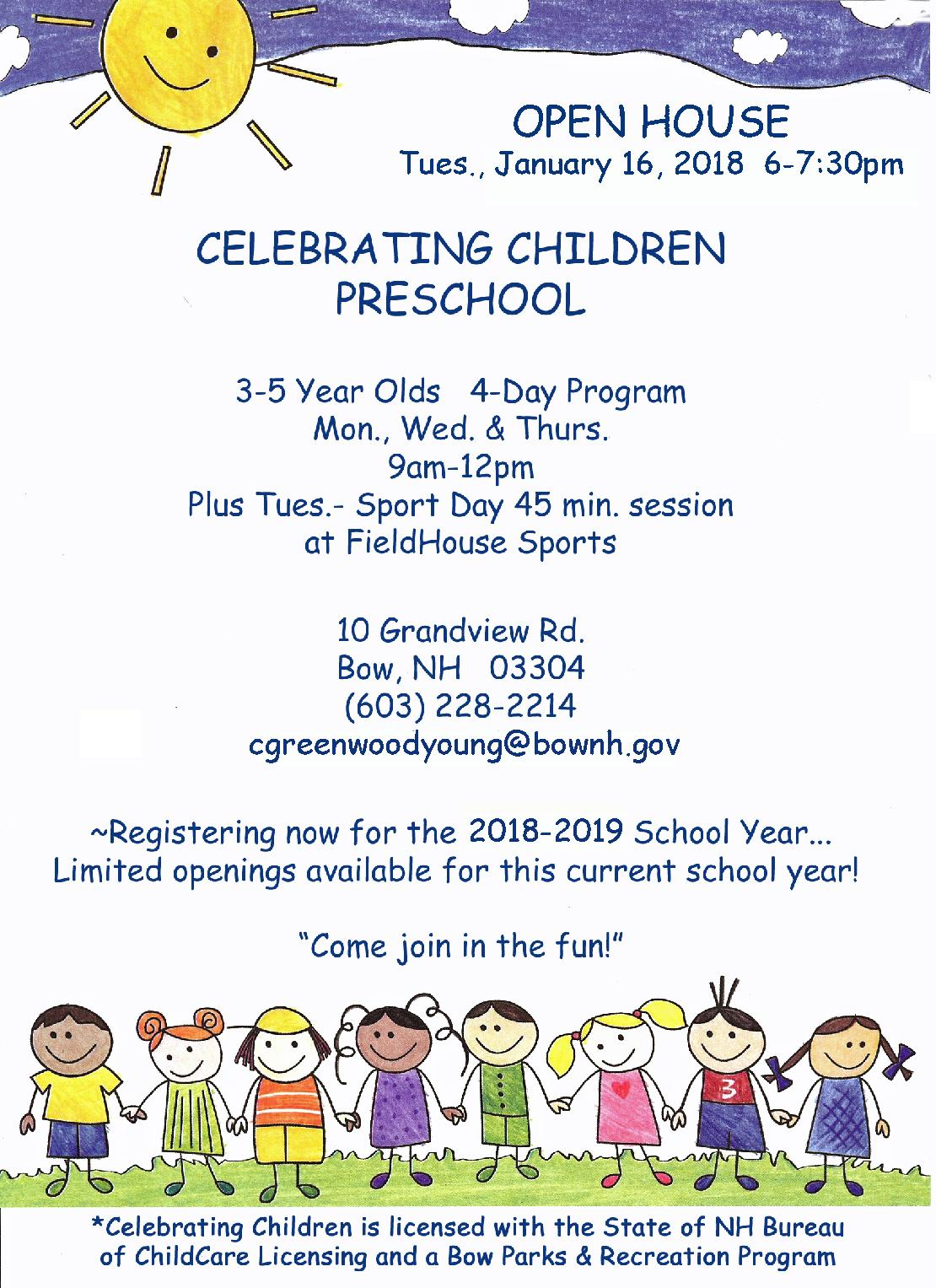 cc celebrating children flyer Jan 2018 open house-page-001
