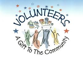 Volunteer a Gift to the Community Image