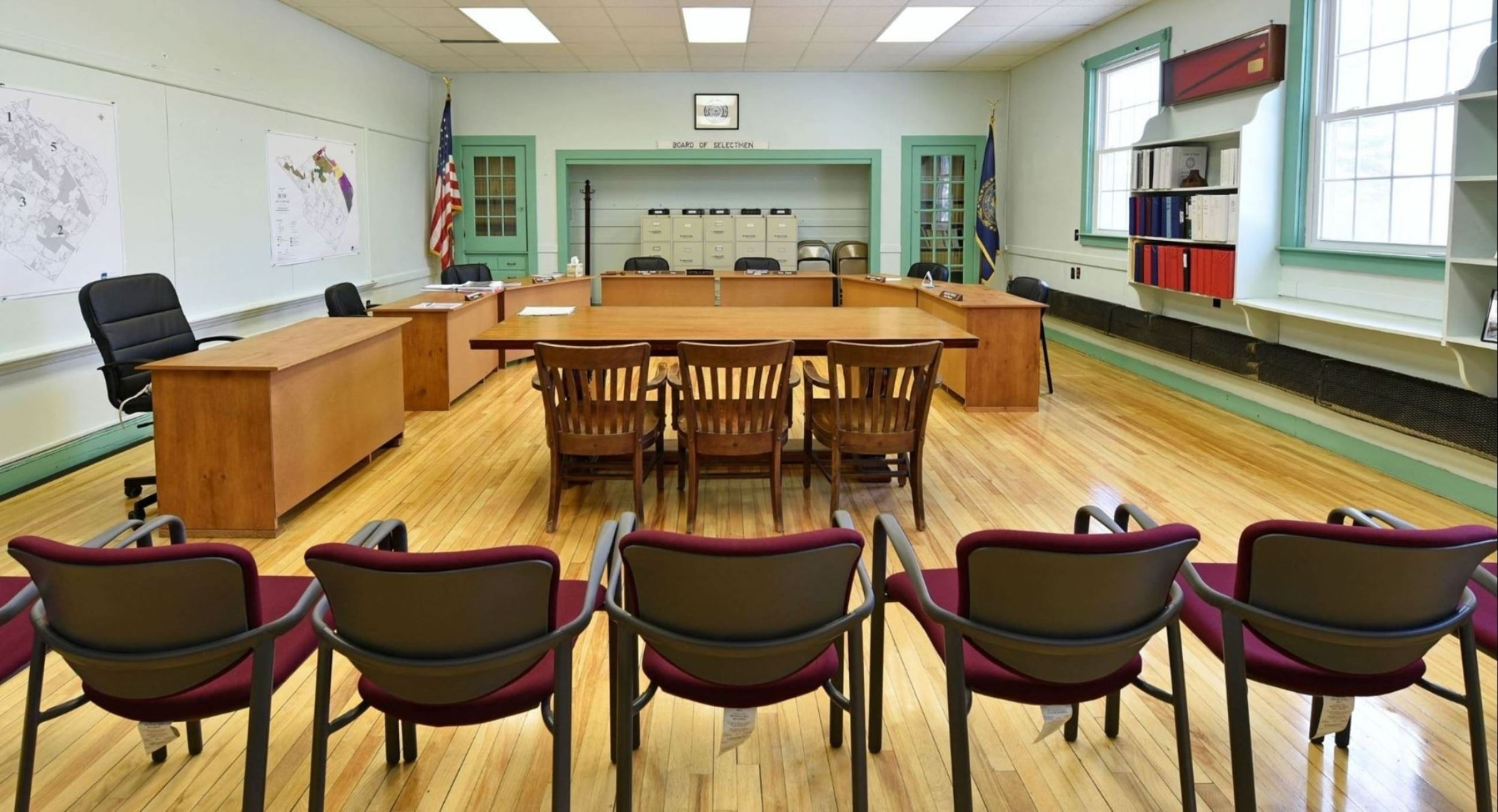 Selectmen's Meeting Room