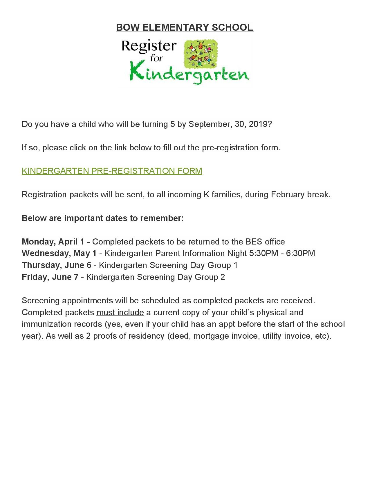 2019 Bow Elementary School K Pre-Registration_-page-001