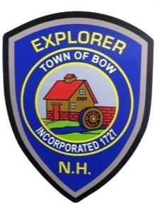 The Police Explorers patch/logo